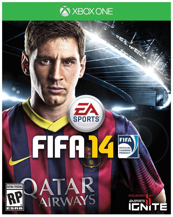brand new FIFA 2014 xbox one