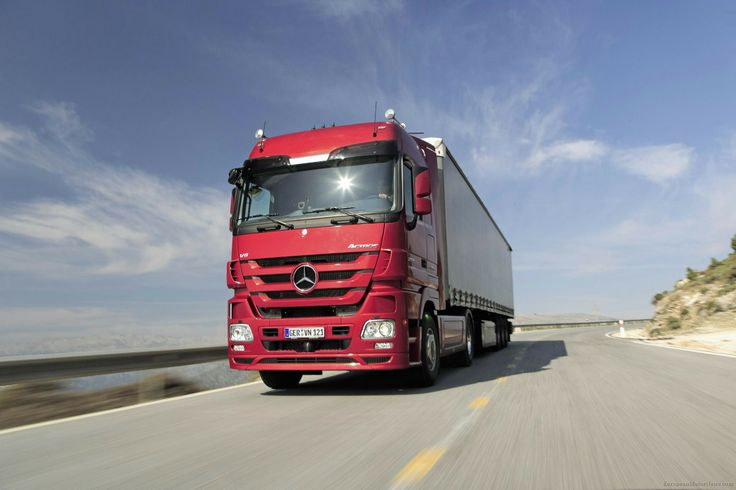 Mercedes-Benz New Truck for sale #company