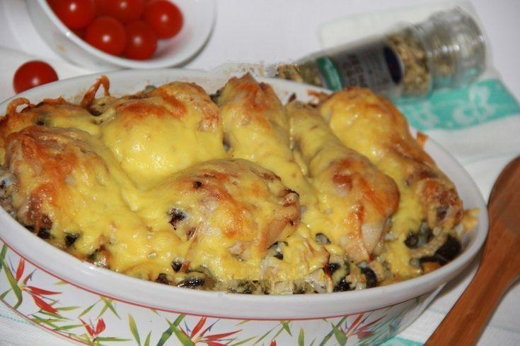 КУРИНЫЕ НОЖКИ С ГРИБАМИ http://pyhtaru.blogspot.com/2017/02/blog-post_405.html  Куриные ножки с картошкой и грибами в духовке!  Хочу поделиться простым, но очень сытным рецептом приготовления куриных ножек с картошкой и грибами в духовке.  Особенно вкусным это блюдо получается в сезон грибов. Мы с огромным удовольствием ходим в лес. У кого нет лесных грибов, можно использовать шампиньоны или опята, как свежие так и замороженные.  Читайте еще: ============================= ВКУСНЫЕ СИННАБОНЫ…