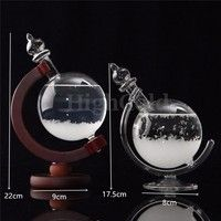 Home | Amazing Crystal Weather Forecast Glass Home Desk Windows Decor Christmas Birthday Gift