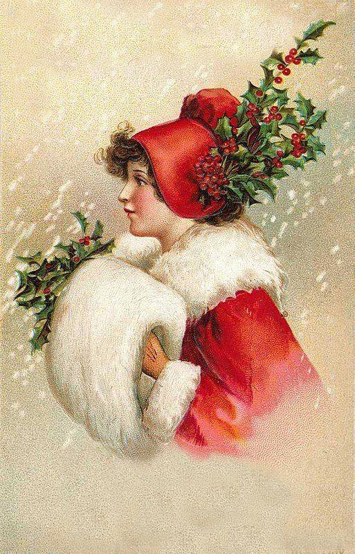 Красавице малышке, иванова новый год и рождество в открытках