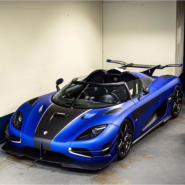 Koenigsegg Race Car