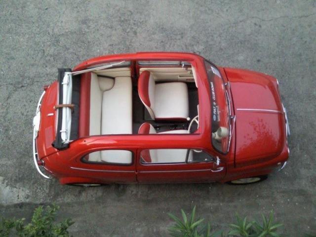 Keep your Ferrari this is my dream car, Fiat 500
