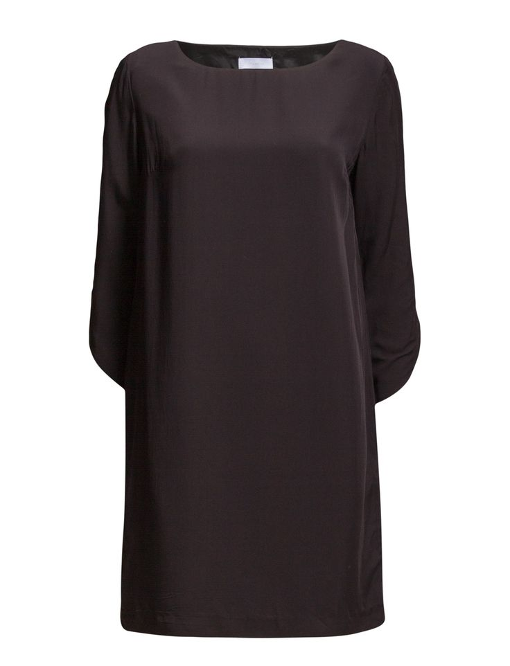 DAY - 2ND Flow Loose fit Scoop neckline Straight cut Chic Elegant sophistication with a modern twist Excellent quality and fit Dress Dresses
