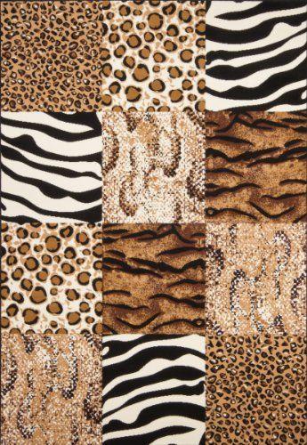 Teppich Wohnzimmer Carpet modernes Design Tierfell Imitat RUG USA-Chicago Beige 160x230cm | Teppiche günstig online kaufen https://www.amazon.de/dp/B015D0JUWU