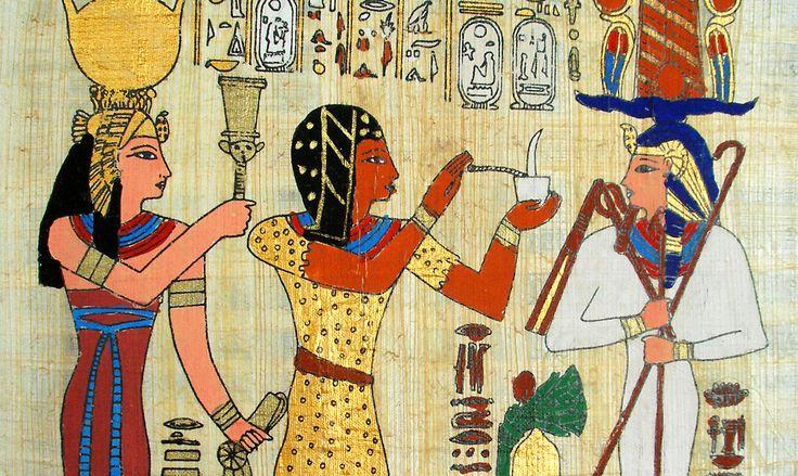Isto é interessante. Os médicos que especializam apenas em odontologia, apareceram primeiramente no Egito antigo.