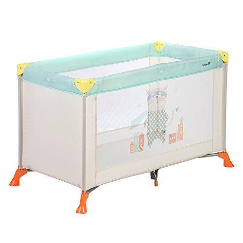 Safety 1st Soft Dreams Lit de voyage pratique et compacte pour enfant: Ultraléger : 7,5 kg Pliage simple, rapide et compact pour un…