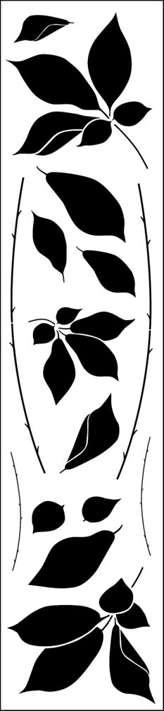 Tree stencils from The Stencil Library - Over 3500 stencil designs available to buy direct - Stencils catalogue.