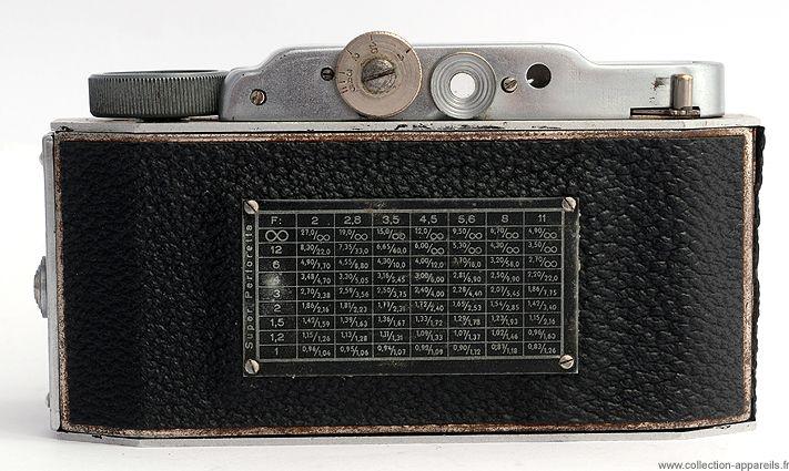 Birnbaum Super Perforetta Vintage cameras collection by Sylvain Halgand
