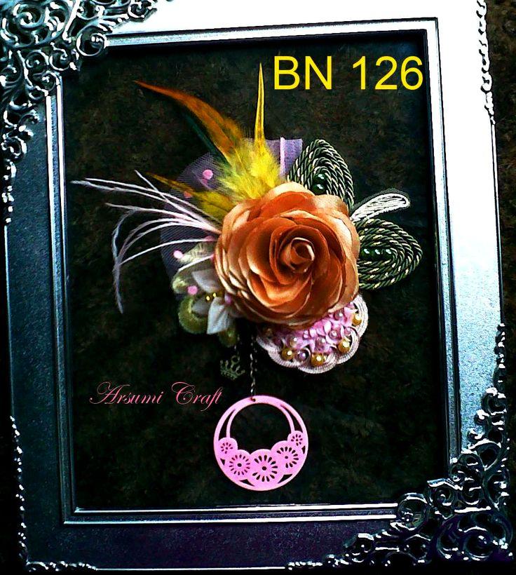 brooch handmade by me