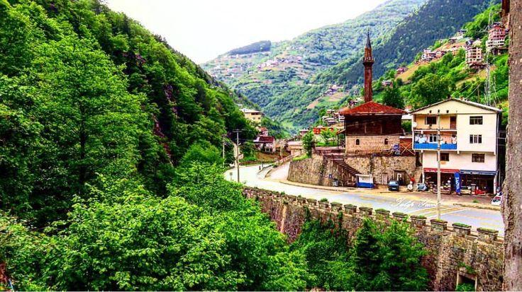 Uzungöl,Trabzon