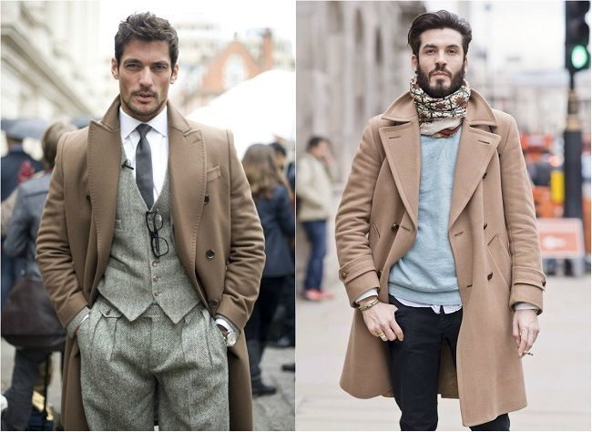 How to Wear the Camel Trend this Winter