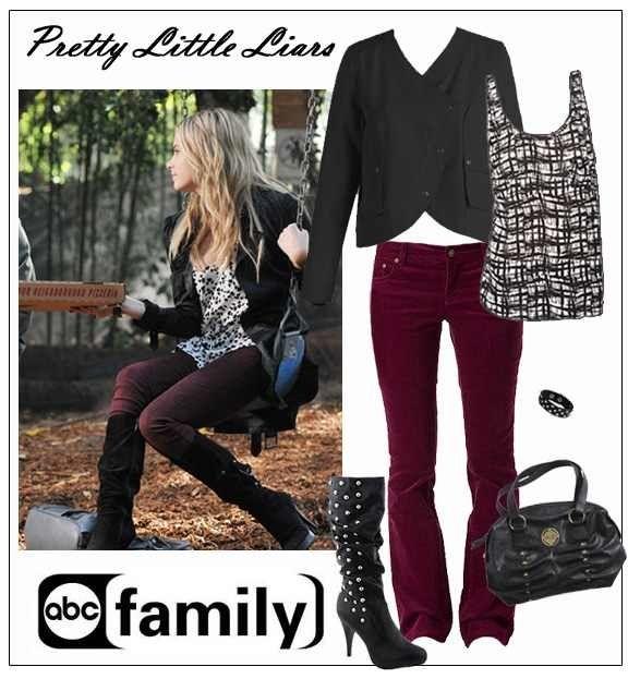 Hanna Marin's Clothing