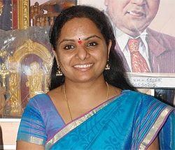 Kalvakuntla Kavitha to contest from Nizamabad?  http://www.thehansindia.com/posts/index/2014-01-30/Kalvakuntla-Kavitha-to-contest-from-Nizamabad-84095