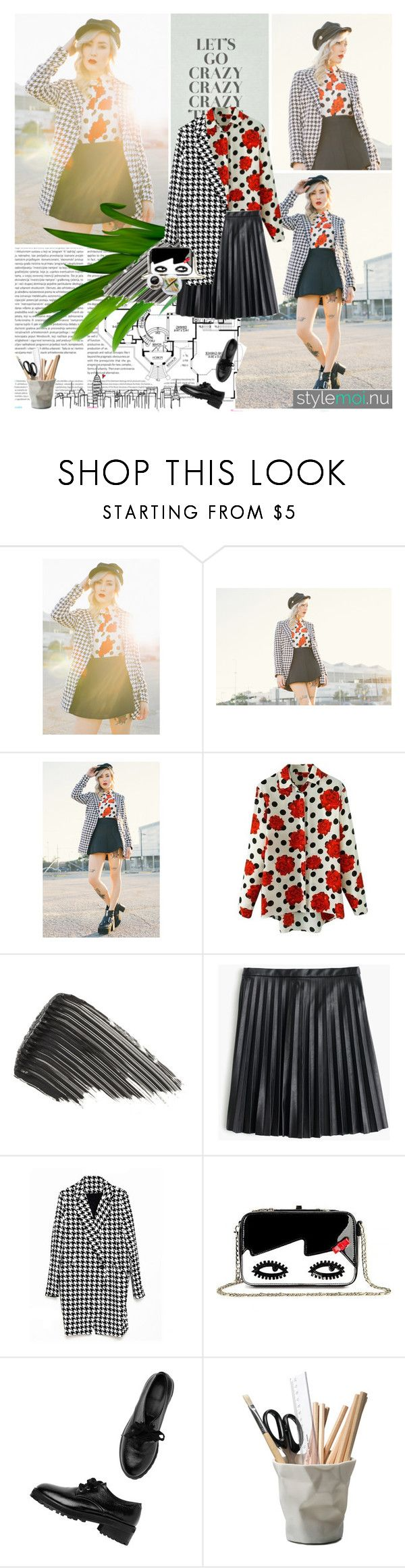 """""""No 219: STYLEMOI CELEBRATING 1-ST YEAR ANNIVERSARY SIGN UP (@lovepastel)"""" by lovepastel ❤ liked on Polyvore featuring Oris, Burberry, J.Crew, Monki, ESSEY and stylemoi"""