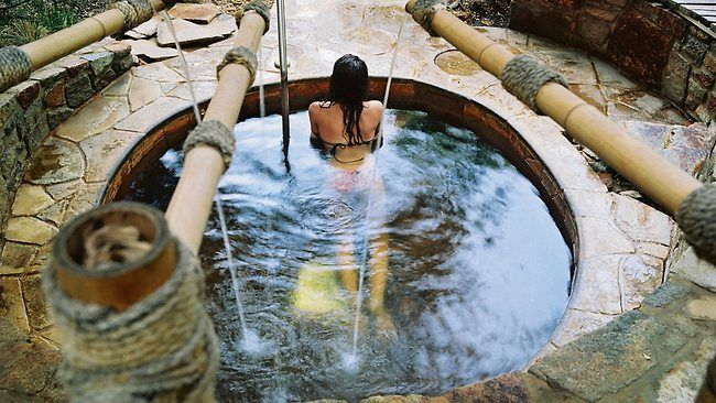 Small Backyard Plunge Pools Google Search Hot Springs