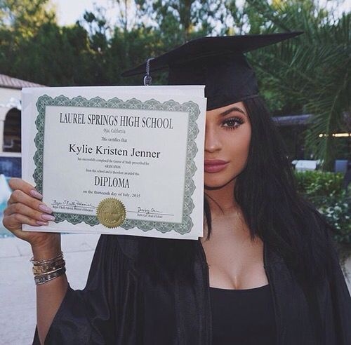Kylie Jenner Celebrated Her High School Graduation In True Kardashian Style