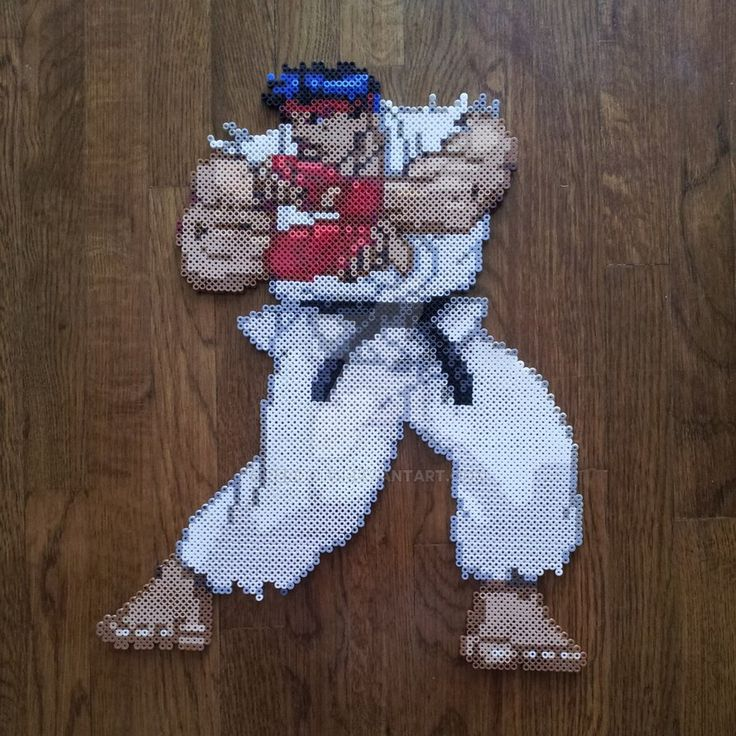 Street Fighter III Ryu by reroots