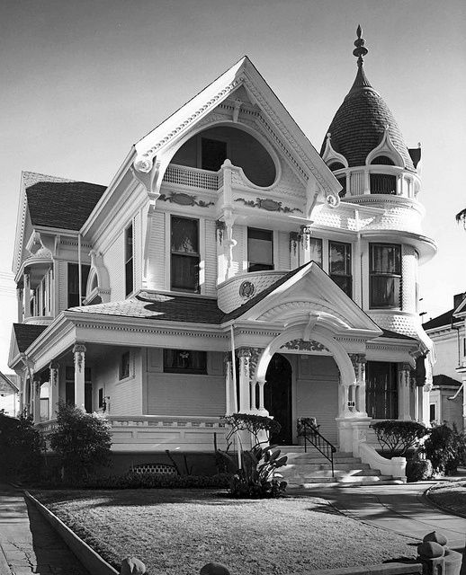 Dream Homes Los Angeles: 17 Best Images About Victorian Dream Homes : Painted