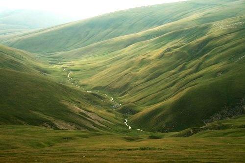 Godeanu Mountains, Romania
