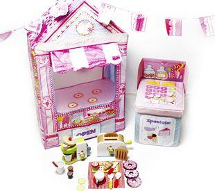 Set Poppy Pastelaria. www.alugarparabrincar.com