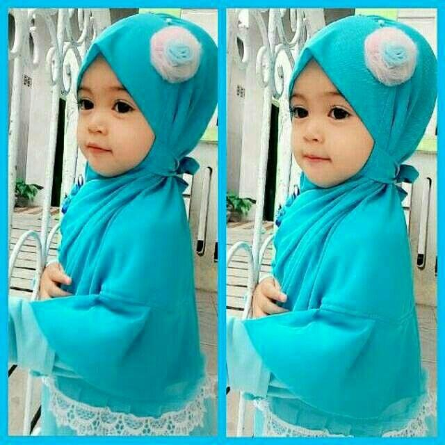 Saya menjual Jilbab baby bayi 0-6 bulan seharga Rp75.000. Dapatkan produk ini hanya di Shopee! http://shopee.co.id/hoshita/1833765 #ShopeeID