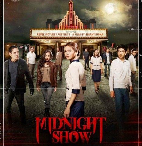 Tayang 14 Januari, Film Horor 'Midnight Show' Disensor Tiga Kali