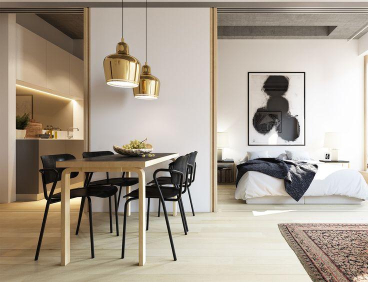 Work — Recent Spaces - London-Based Architectural & Interior Design Visualisation
