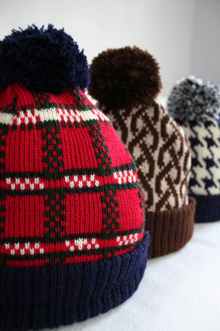 15 best custom bobble hats images on pinterest crafts and winter knitwear knitting knittedknitmachine knittinghat bobble hat bankloansurffo Image collections