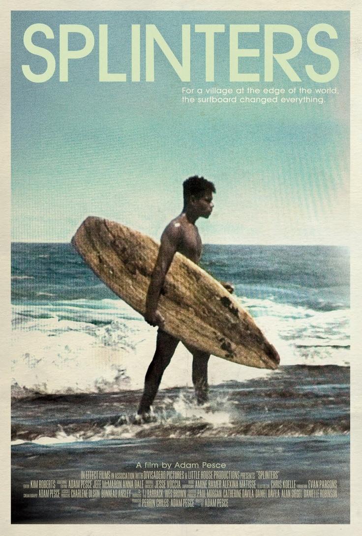 2011 Official Selection - Splinters #Ombakbali #Laplancha #2011 #Asianpremiere #Surf #Film #Blali