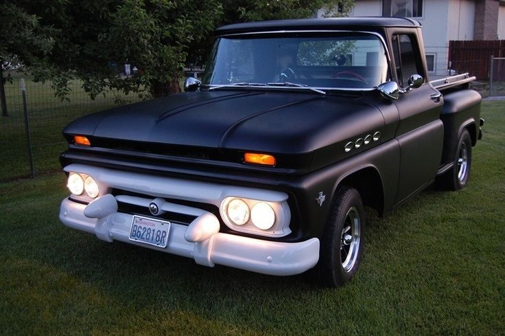 (( 1960-1966 Chevy/GMC Pickup Truck Restoration/Modification/Customization Ideas )) - Page 11 - The 1947 - Present Chevrolet & GMC Truck Message Board Network