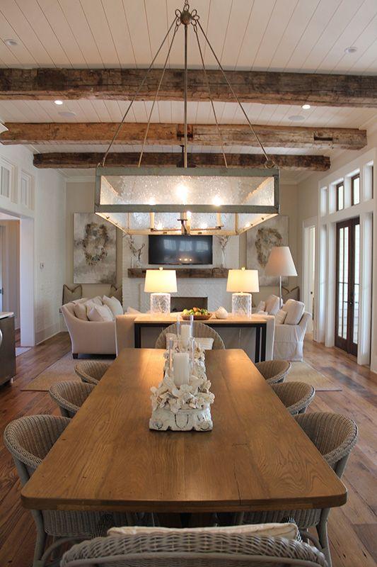 Room Design Program: 371 Best Open Floor Plan Decorating Images On Pinterest