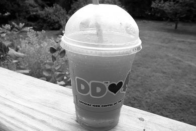 Dunkin Donuts Coolattas. You Can De-Ice an Aircraft With This New WORST Drink Winner! Yikes!