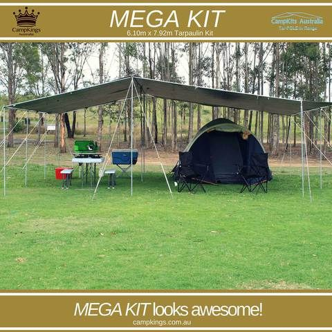MEGA KIT | 20Ft x 26Ft | MEGA KIT LOOKS AWESOME