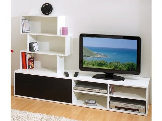 Mais de 1000 ideias sobre meuble tv pas cher no pinterest for Meuble support tv pas cher