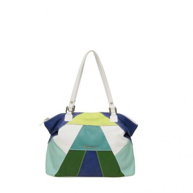 Borsa Braccialini manici lunghi Maiorca B9497  #braccialini #borse #handbags #fashion #accessories
