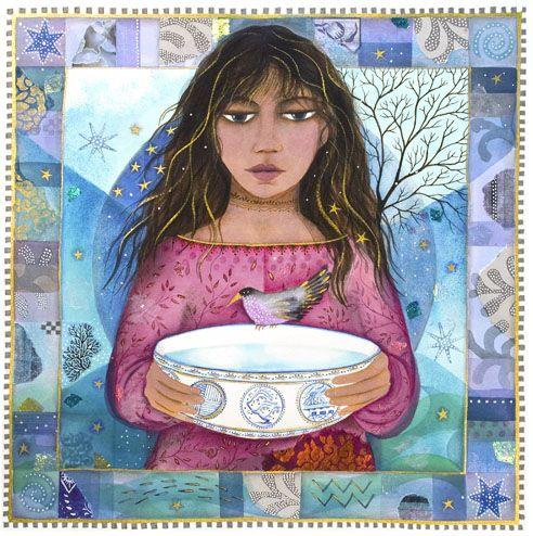 Jane Ray illustration