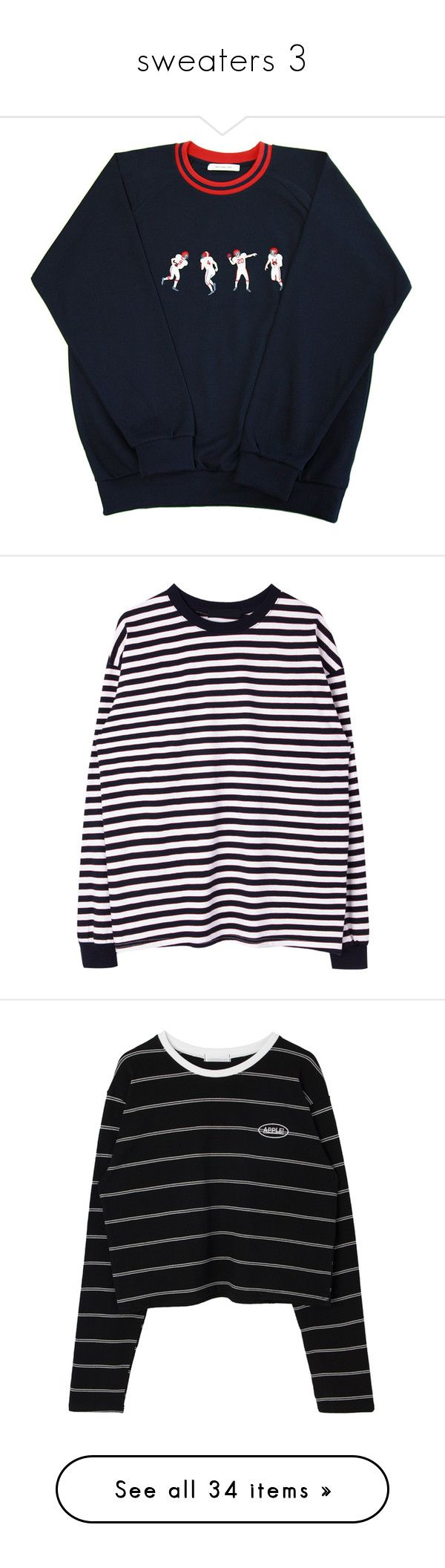 """""""sweaters 3"""" by kassie234 ❤ liked on Polyvore featuring tops, hoodies, sweatshirts, blue top, blue sweatshirt, navy blue top, embroidered sweatshirts, navy sweatshirt, shirts and loose fitting shirts"""