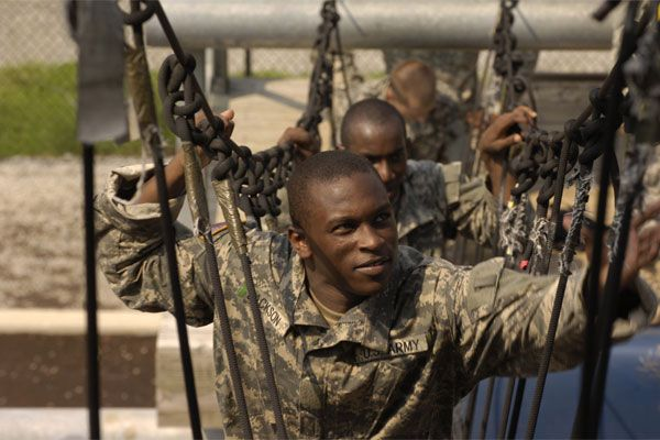 The Army Physical Fitness program has two factors the weigh-in and the Physical Fitness Test.