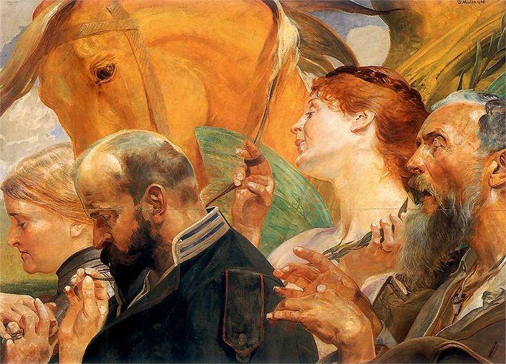 malczewski: Sztuka