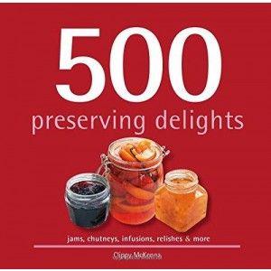 Clippy McKenna 500 Preserving Delights Golda's Kitchen