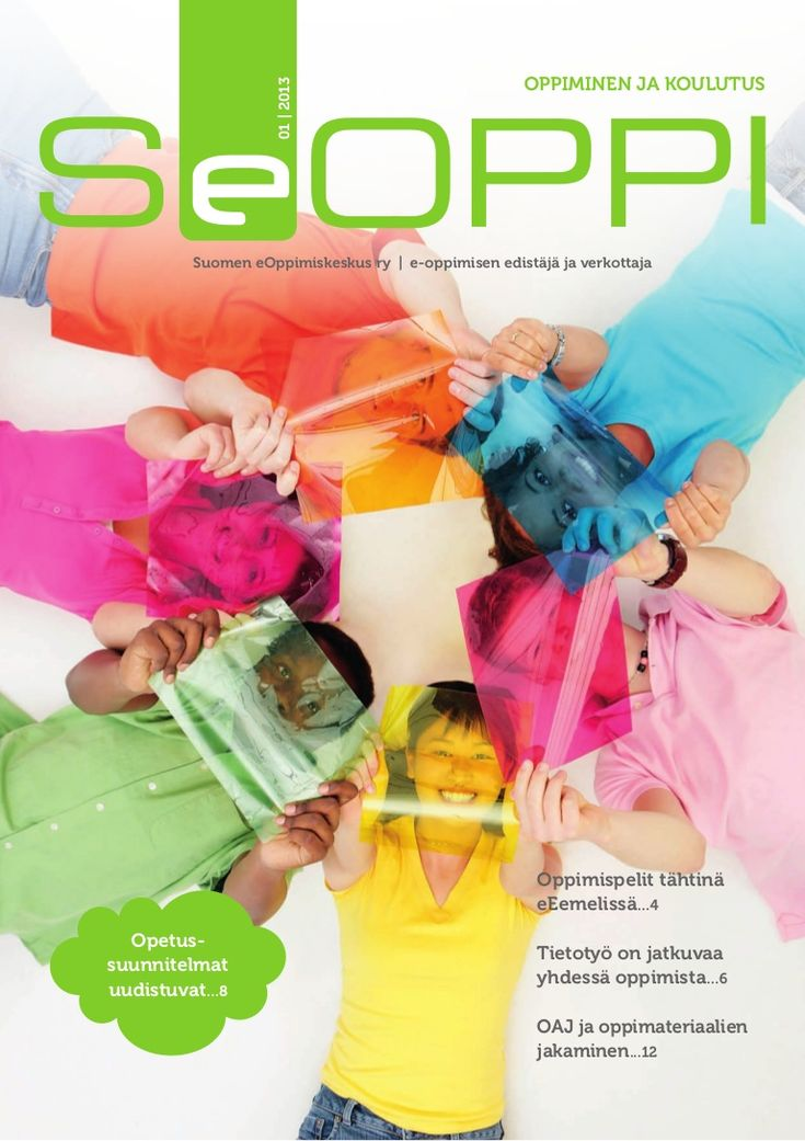 SeOppi 1/2013  #seoppi
