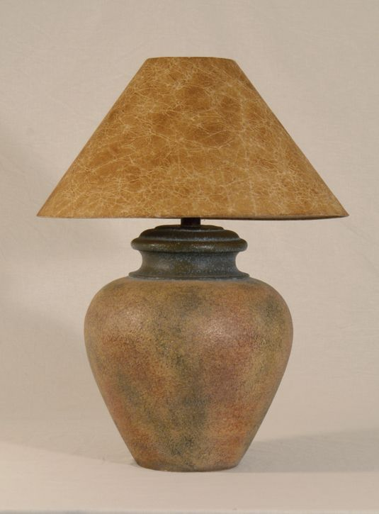 Southwestern Lamp H-6011-WD