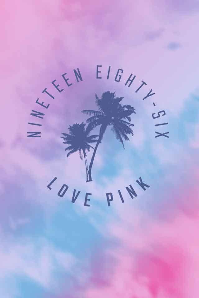 Tie Dye PINK Wallpaper