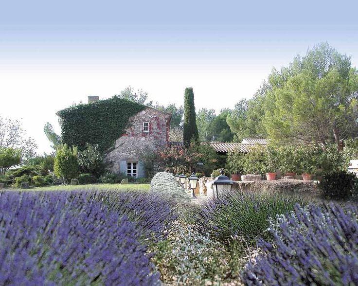 Fabulous Garten Lavendel Provence Frankreich Aix En Provence Lavendelfelder Hotels Auf Dem Land Garten Hortensien Flieder