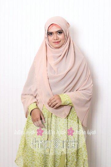 Hijab syari, khimar Indonesia