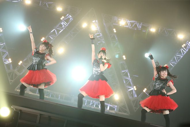 BABYMETAL WORLD TOUR 2015 || Makuhari MESSE Chiba Japan 21 June 2015
