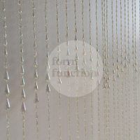 Waterdrop hanging screen #eventhire