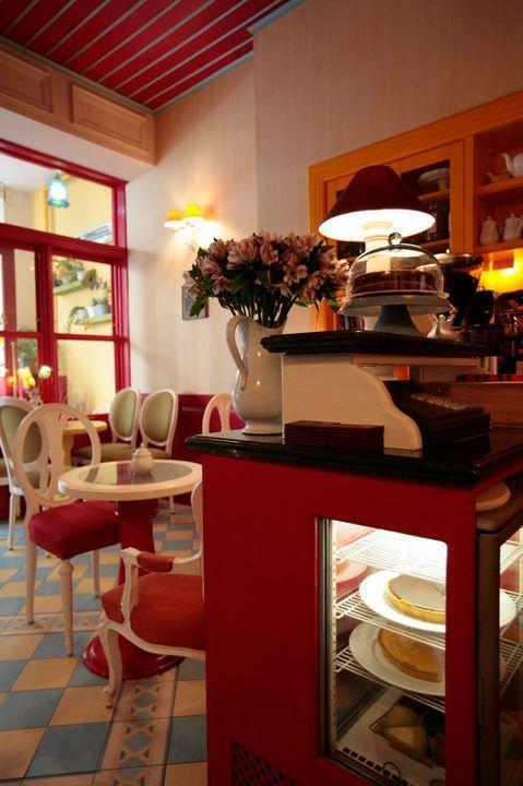 Petite fleur,Cafe-Chocolaterie in Kolonaki, Athens | Petite Fleur | YouPlanet