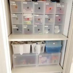 薬や工具、電池の収納に。家族に「あれどこ?」って聞かれない納戸の仕組づくり
